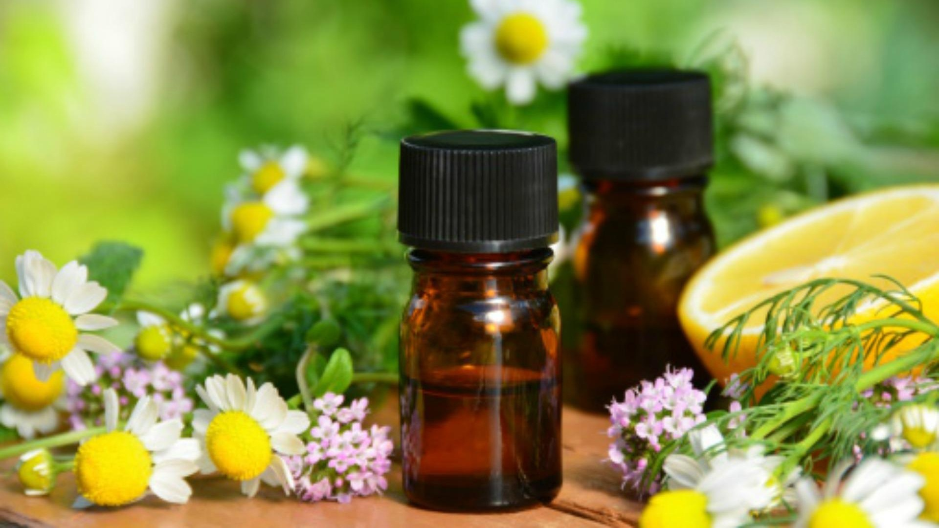 Center for holistic herbal therapy - Essential Oils